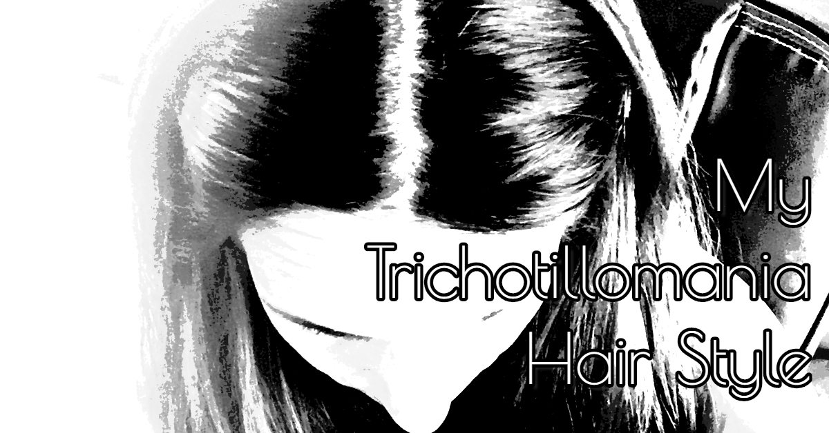 ways to style hair with trichotillomania my trichotillomania hair style ode to the clip 3932