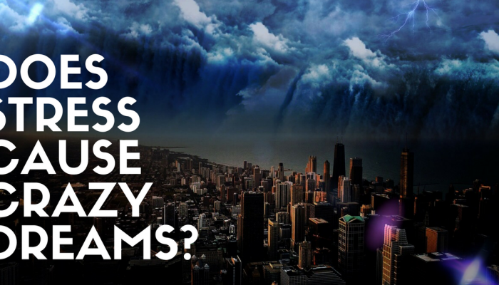 Does Stress Cause Crazy Dreams?  What Do My Teeth Have To Do With It?