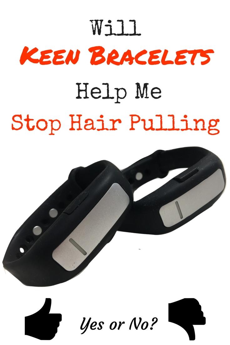 Do Keen Bracelets Work for Trichotillomania? Will HabitAware Keen Bracelets help stop a hair pulling disorder? Find Out!