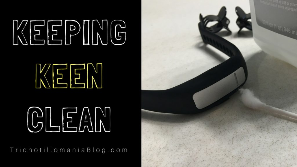 how to clean keen