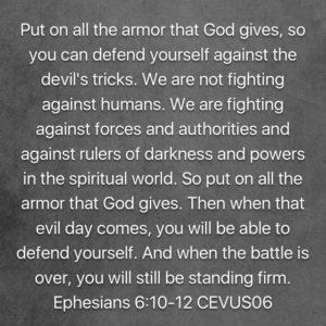 Trichotillomania Spiritual Warfare