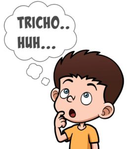 teaching children about trichotillomania