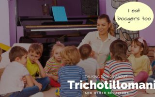 teaching kids about trichotillomania