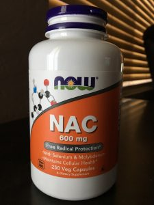 NAC for Children with Trichotillomania. Does NAC help hair pulling children.