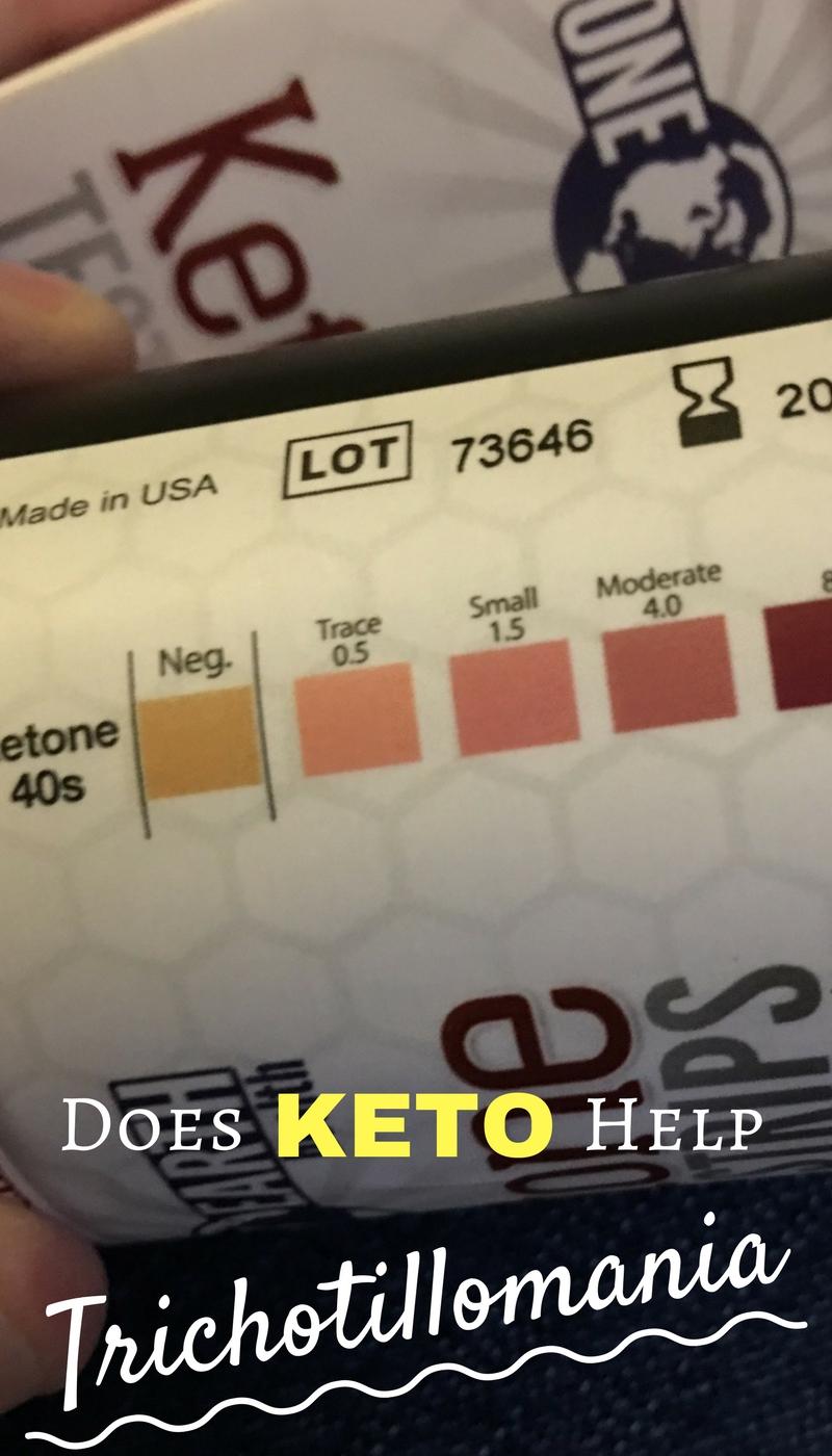 DOES KETO HELP TRICHOTILLOMANIA