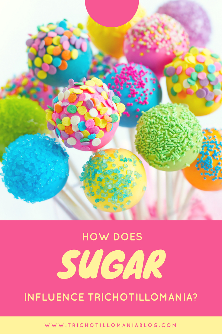 Does Sugar Make Trichotillomania Worse? Here's How To Find Out If Sugar Is Influencing Your Hair Pulling.