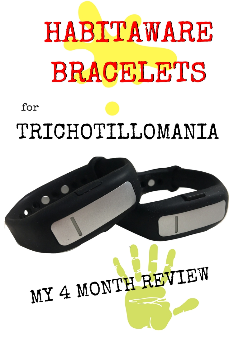 I have had had Keen by HabitAware bracelets for 4 months and here's what I really think about this trichotillomania product. There were not a lot of reviews when I bought them so I have been keeping an ongoing account of my experience with them here.