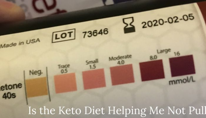 Does the Keto Diet Help My Hair Pulling Anxiety? A 2-Week Update.