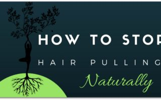 Natural ways to stop trichotillomania - how I did it and how I continue to manage it. I've had a hair pulling disorder since I was a young girl and all I wanted to do was stop pulling my hair. I didn't want to take medications, I wanted to find natural remedies and treatment.