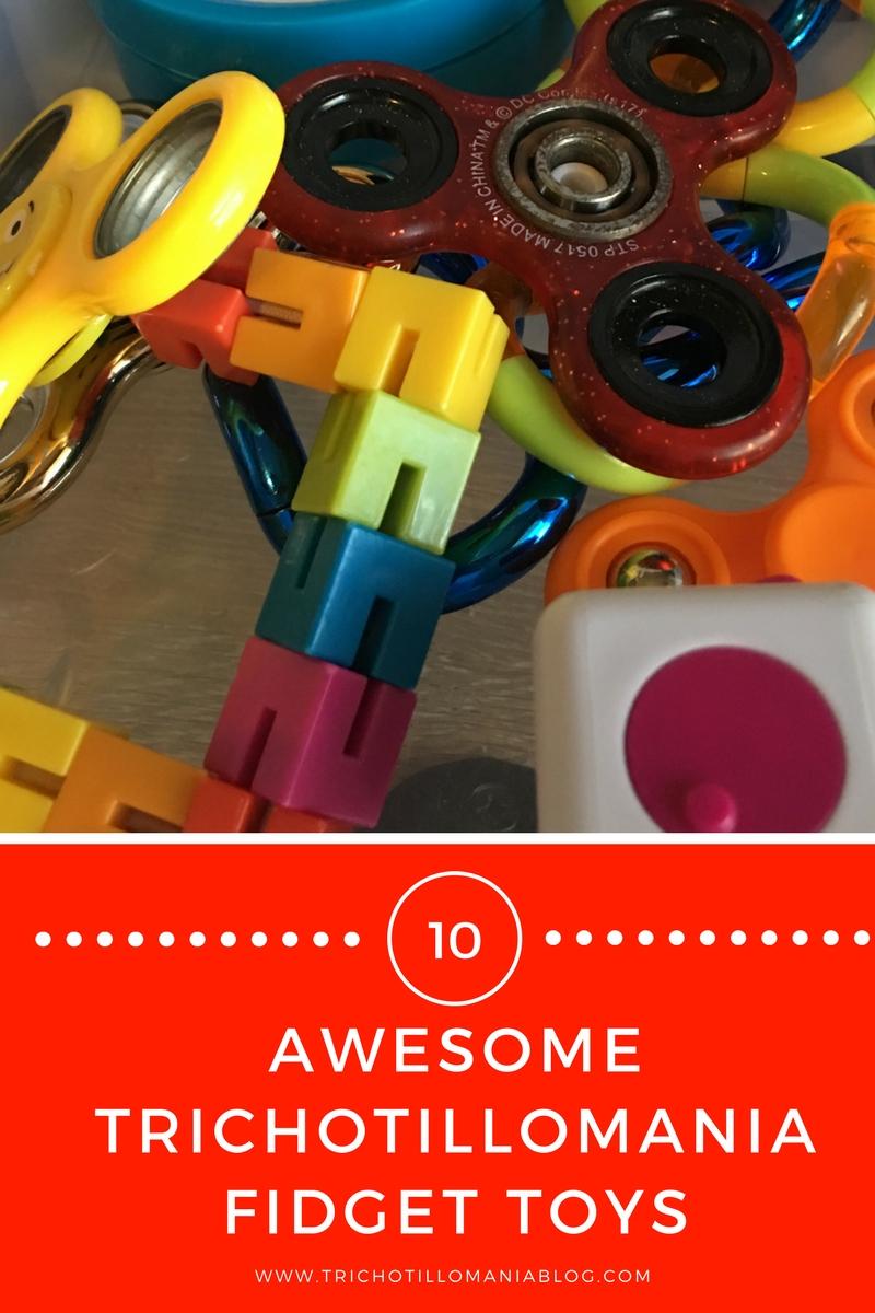 Awesome Trichotillomania Toys