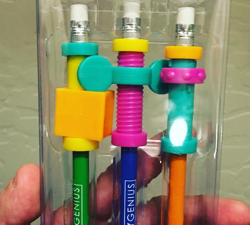 fidget pencils trich pencils