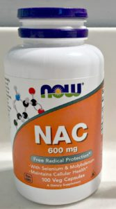 nac supplement for trichotillomania