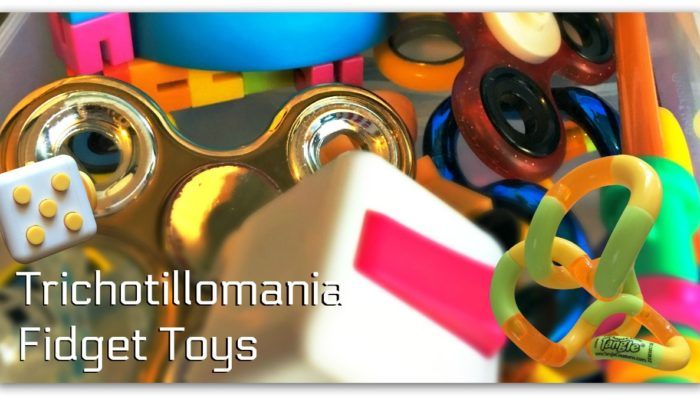 My Ever-Expanding Collection of Fidget Toys for Trichotillomania!