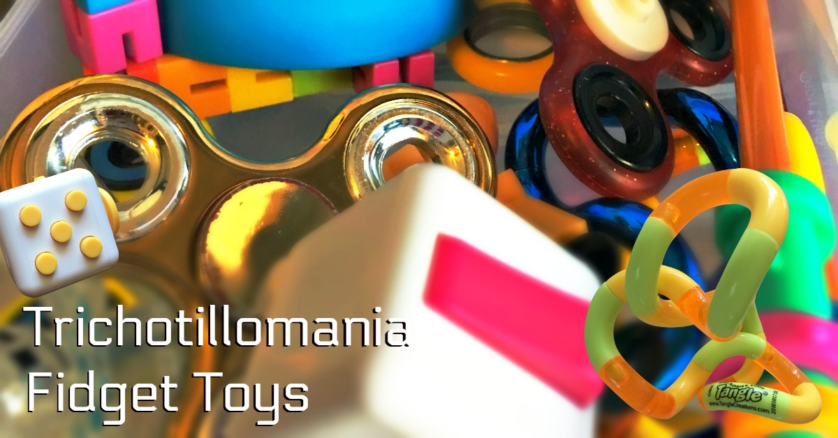 trichotillomania fidget toys