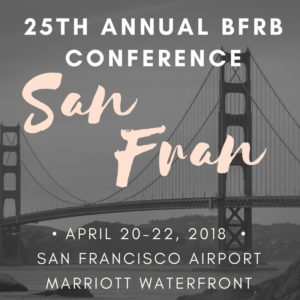 I am going to be speaking at the TLC confernece 2018. The TLC foundation for BFRBs is going to be held in San Francisco this year, you can find information about the speakers and schedules here.