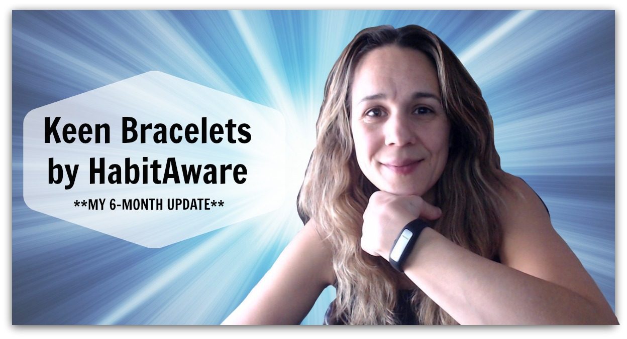 MY HABIT AWARENESS BRACELET REVIEW! I use this trichotillomania bracelet to help stop hair pulling. It's been very helpful for the last 6 months, but there are some pros and cons that I do cover in this Keen bracelet review.