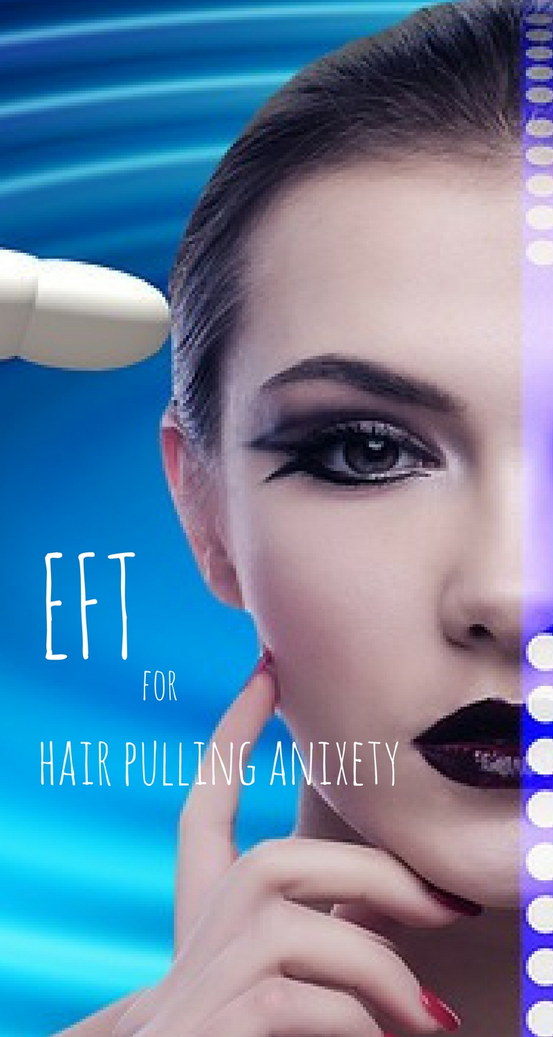 Have you ever considered EFT for trichotillomania? Its a natural treatment for hair pulling disorders and it's helped people stop.