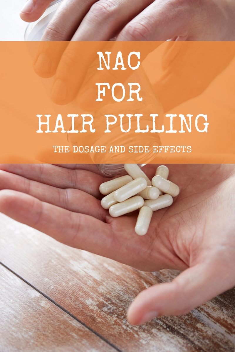 NAC FOR TRICHOTILLOMANIA. Here's my review and how much I took in order to stop hair pulling.