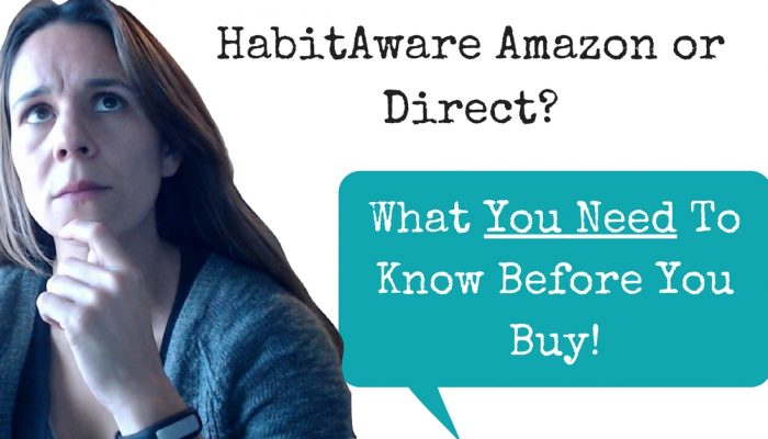 HabitAware Amazon Vs. HabitAware Direct – What You Need To Know Before You Buy!