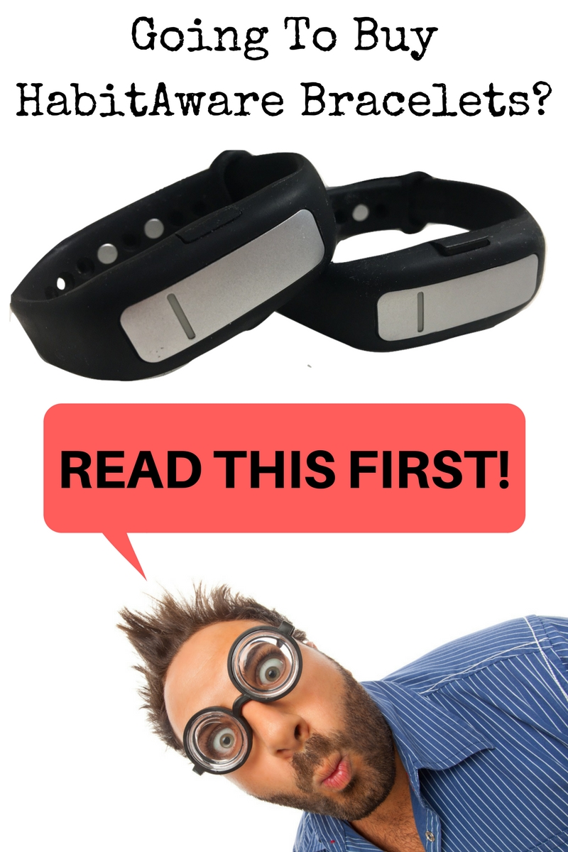 HabitAware Bracelets (Amazon Vs. Direct From Website) - What You Need To Know Before You Buy Them Anywhere!