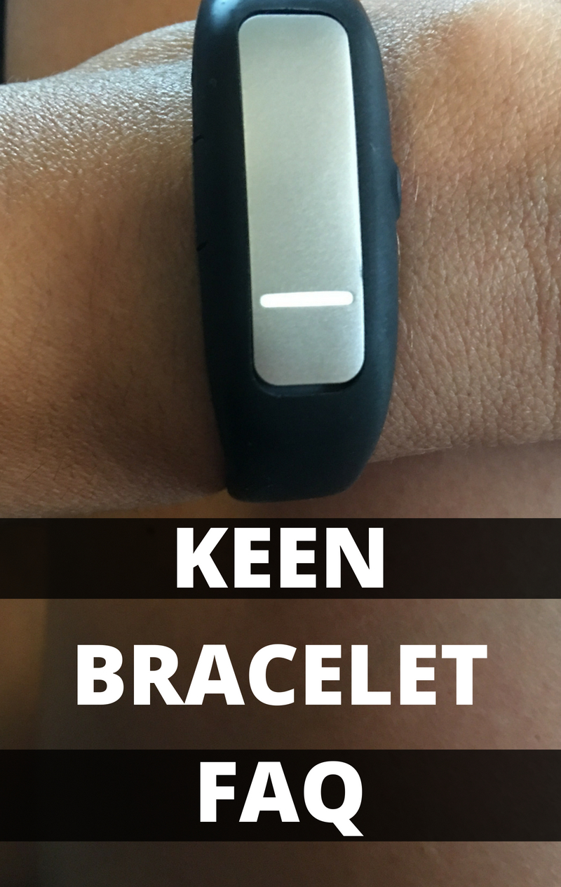 Unofficial Keen Bracelet FAQ - What Is A Keen Bracelet From HabitAware? Do Habit Detecting Bracelets Help Stop Hair Pulling Disorders?