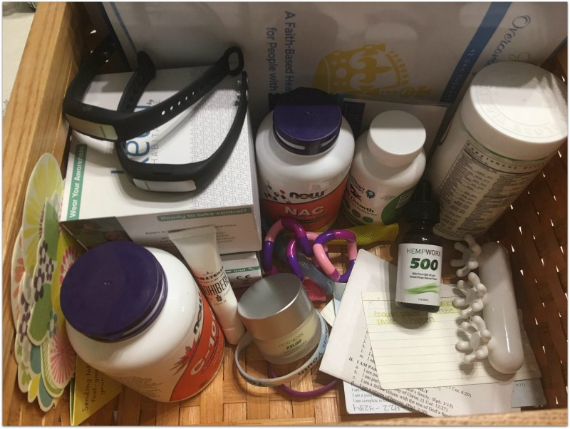 Here's What I Keep In My Trichotillomania Toolkit