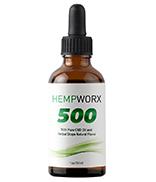 500mg Full Spectrum CBD Oil, Natural Flavor