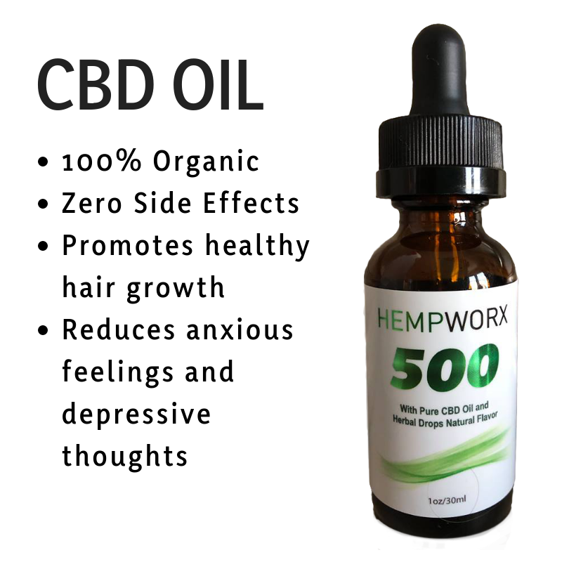 CBD Oil helps people with trichotillomania, it makes a good gift for them at the holidays.