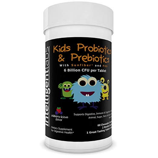 Probiotic Supplements for Kids with  Trichotillomania