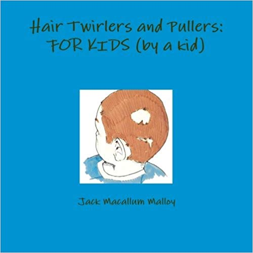 Book about Trichotillomania for Kids