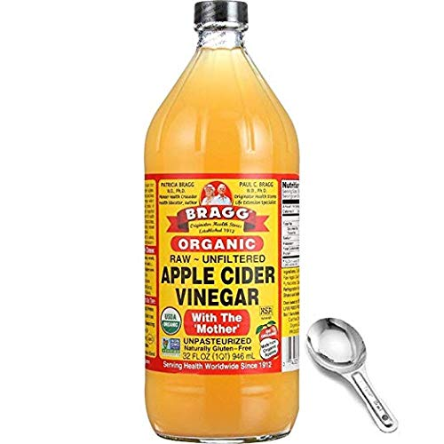 Apple Cider Vinegar is a good detoxifying agent for kids with trichotillomania, add it to a smoothie.