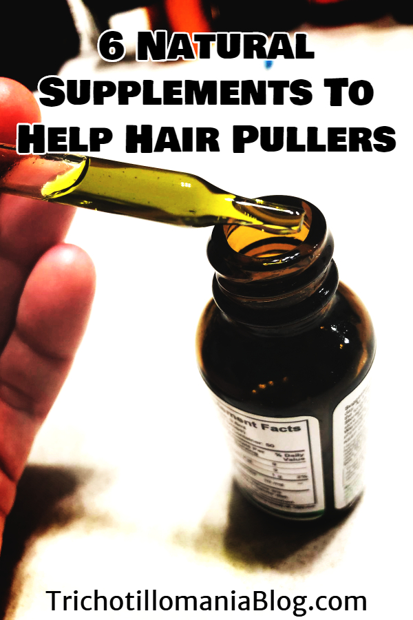These supplements have been known to help people with trichotillomania