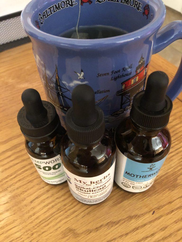 Trichotillomania Anxiety Toolbox Toolkit Supplies